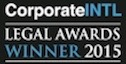 Corporate Int'l Legal Awards 2015