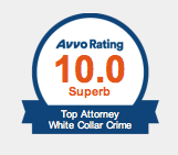 avvo best white collar crime
